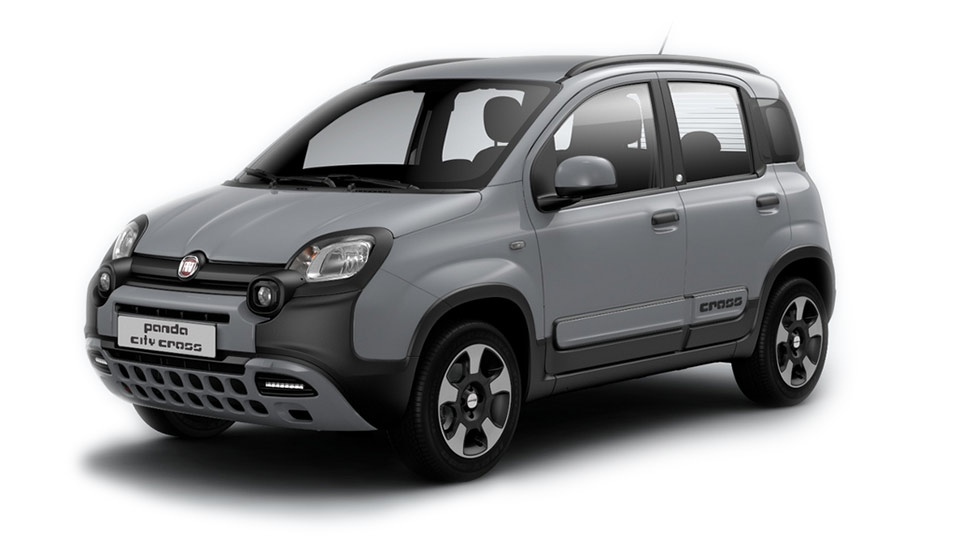 Panda City Cross 1.0 70 CV Hybrid